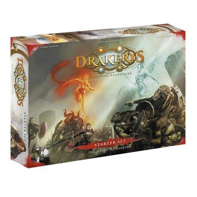 Drakerys: Ashral Orcs VS Paladinate of Irosia Starter Set