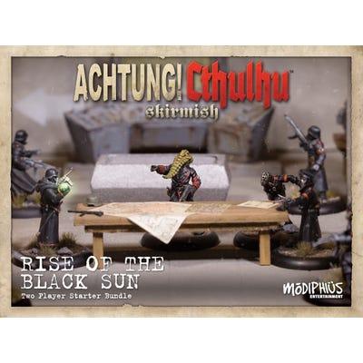 Achtung! Cthulhu Skirmish: Rise of the Black Sun Starter Set