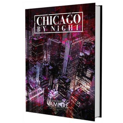 Vampire: The Masquerade Chicago by Night