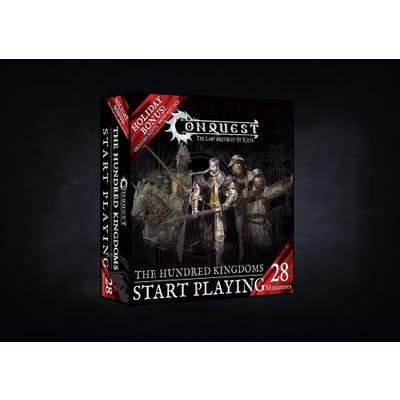 The Hundred Kingdoms: Start Playing - Holiday Bonus! Wave 2