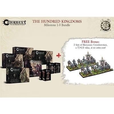 Path of Conquest - Hundred Kingdoms - Bundle