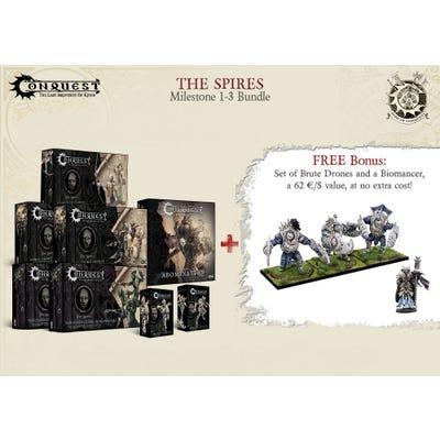 Path of Conquest - Spires - Bundle