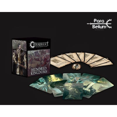 Hundred Kingdoms: Army Support Pack