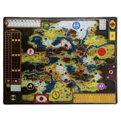 Scythe: Neoprene Playmat