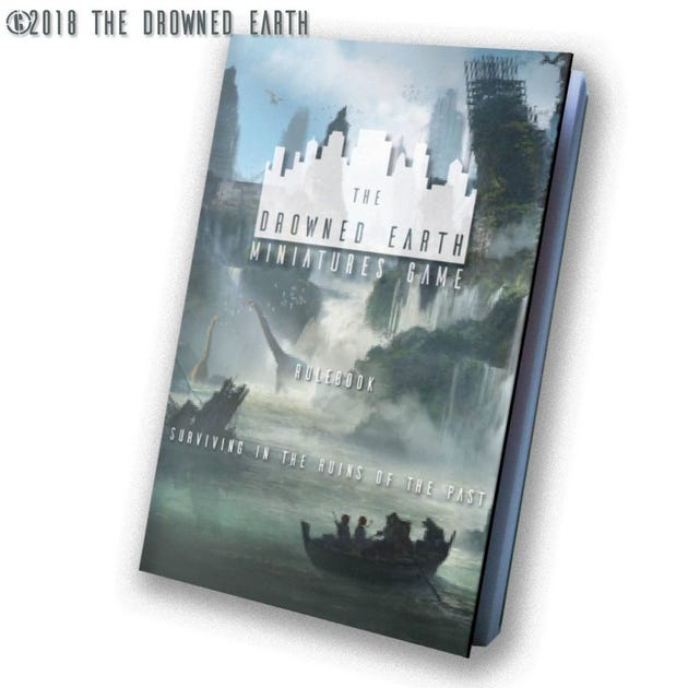 The Drowned Earth Miniatures Game Rulebook