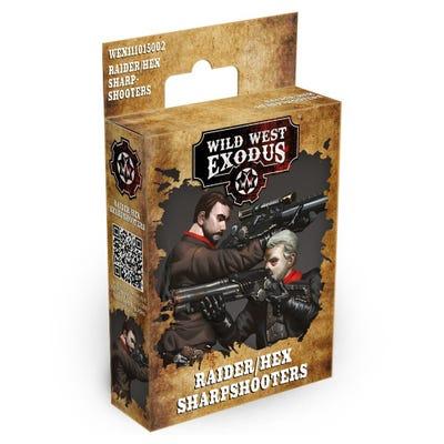 Raider/Hex Sharpshooters