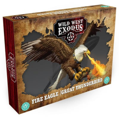 Fire Eagle / Great Thunderbird