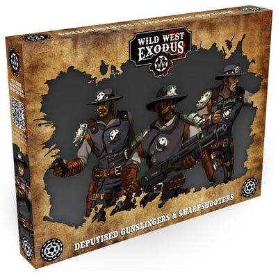 Deputised Gunslingers and Sharpshooters
