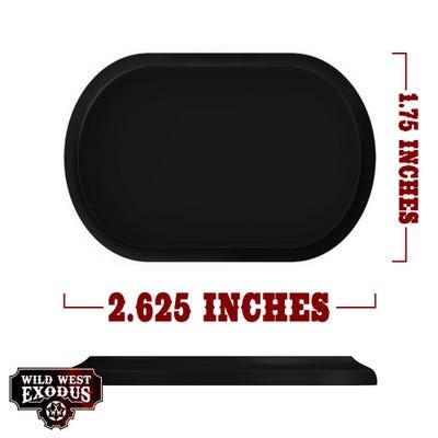 Warcradle Medium Oval Bases - 5 Pack
