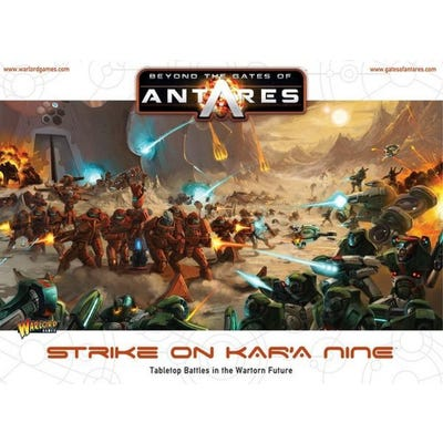 Strike on Kar'A Nine - Beyond the Gates of Antares Introductory Set