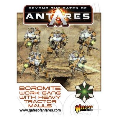 Boromite Engineers and Workshop