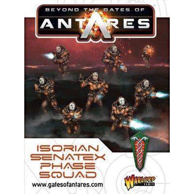 Isorian Senatex Phase Squad