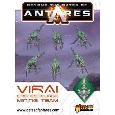 Virai Dronescourge Mining Team