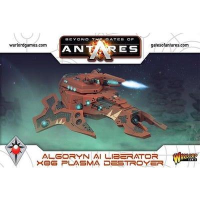 Algoryn Liberator with Plasma Destroyer