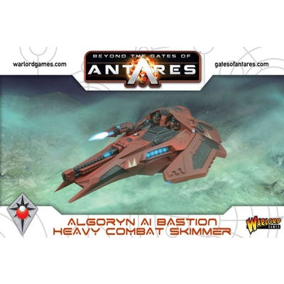 Algoryn AI Bastion Heavy Combat Skimmer