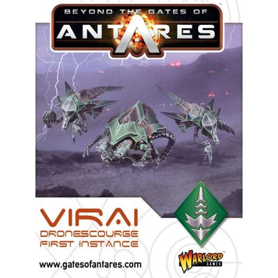 Virai Dronescourge First Instance