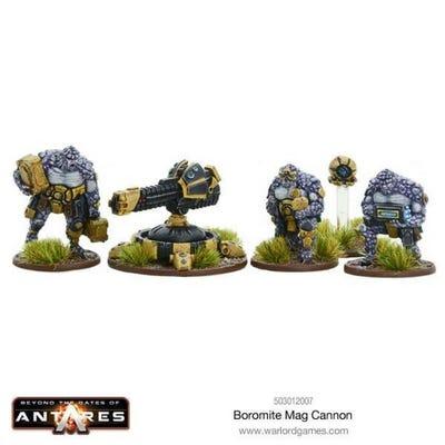 Boromite Mag Cannon