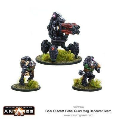 Ghar Outcast Rebel Quad Mag Repeater Team
