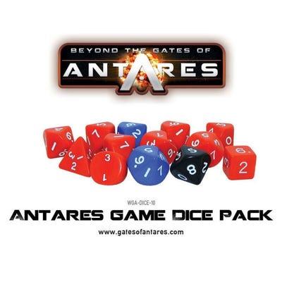 Antares Game Dice Pack