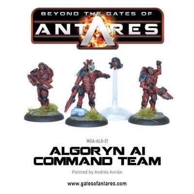 Algoryn Command Team