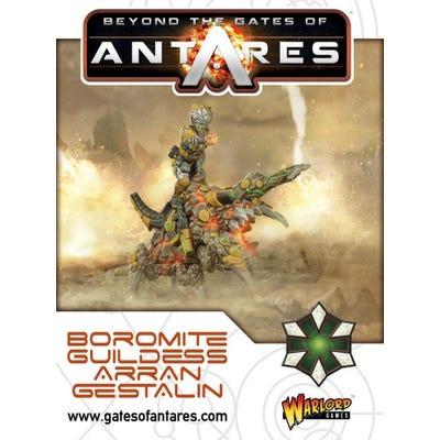 Boromite Guildess Arran Gestalin