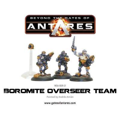 Boromite Overseer Team