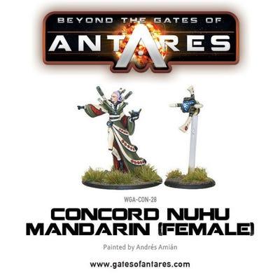 Concord Female Nu-Hu Mandarin