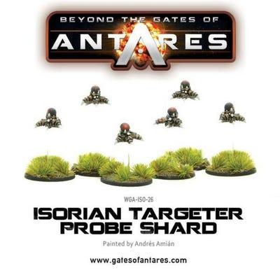 Isorian Targeter Probe Shard