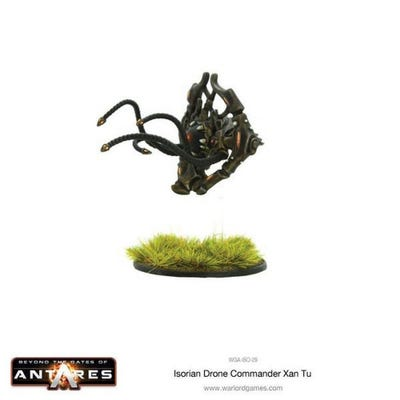 Isorian Drone Commander Xan-Tu