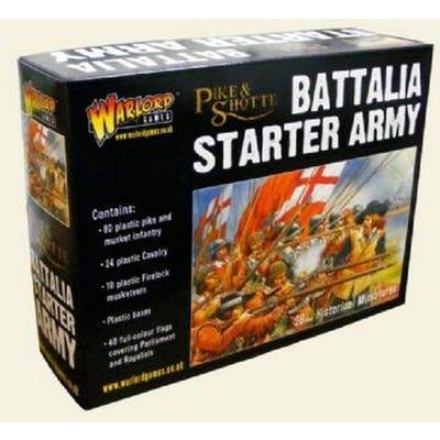 P&S English Battalia Army Box