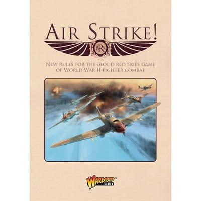 Blood Red Skies: Air Strike Supplement