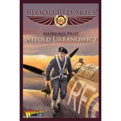 Witold Urbanowicz Hurricane Ace