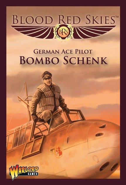 Bf 110 Ace: 'Bombo' Schenk