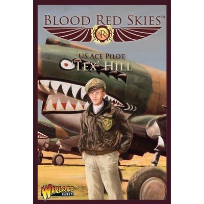 P-40 Warhawk Ace: 'Tex' Hill