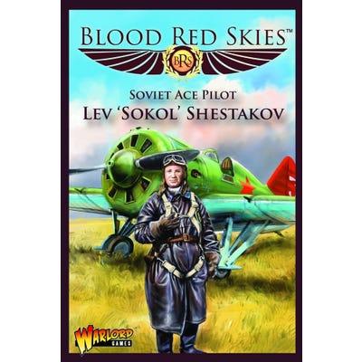 Polikarpov I-16 Ace: Lev 'Sokol' Shestakov