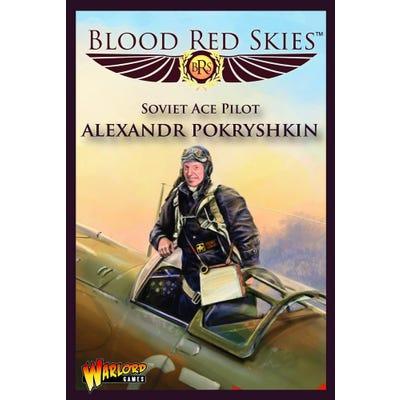 MiG-3 Ace: Alexandr Pokryshkin