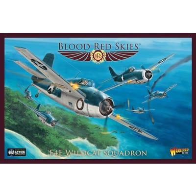 F4F Wildcat Squadron