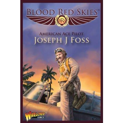 Joseph J Foss Wildcat Ace