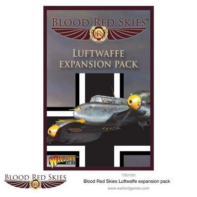 Blood Red Skies Luftwaffe Expansion