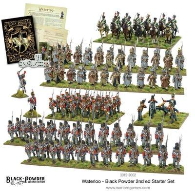 Waterloo Starter Set - 2nd Edition