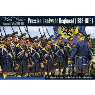 Prussian Landwehr Regiment 1813-1815