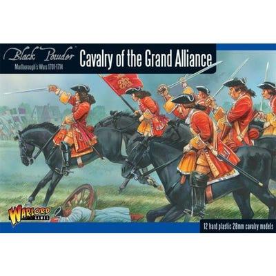 Marlborough's Wars: Cavalry of the Grand Alliance