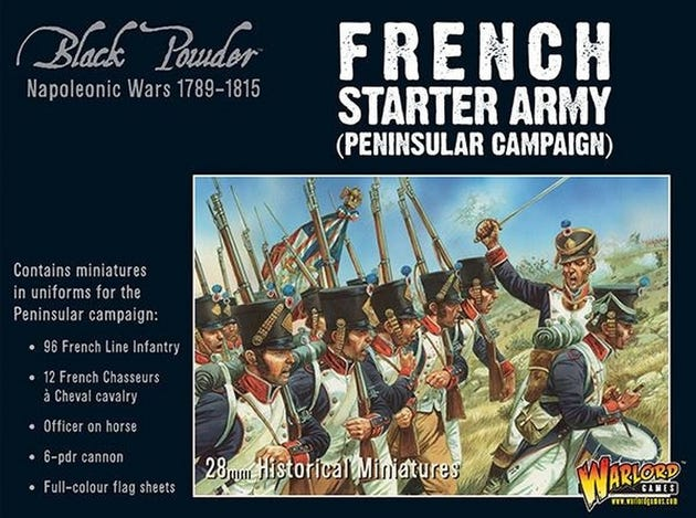 Napoleonic French Starter Army - Peninsular Campaign