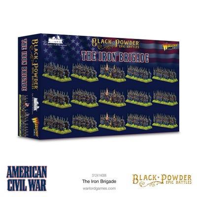 Black Powder Epic Battles: ACW The Iron Brigade