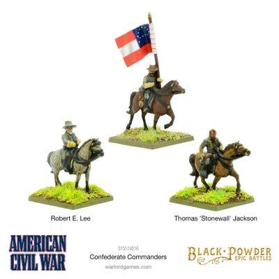 Black Powder Epic Battles: ACW Confederate Command
