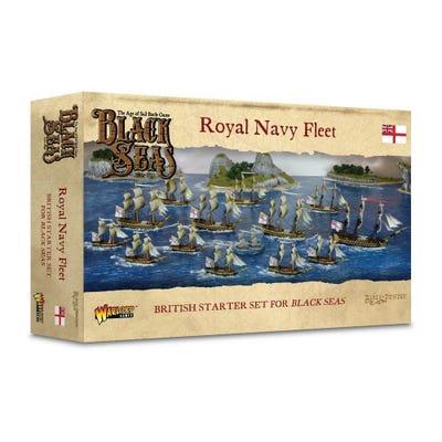 Royal Navy Fleet 1770 - 1830