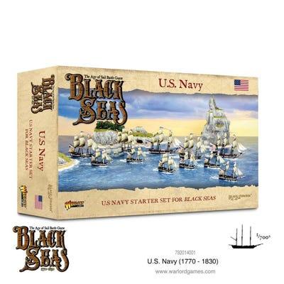 U.S. Navy (1770 - 1830)