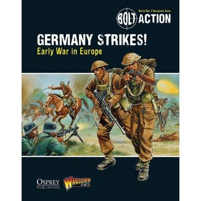 Germany Strikes! BA Supplement