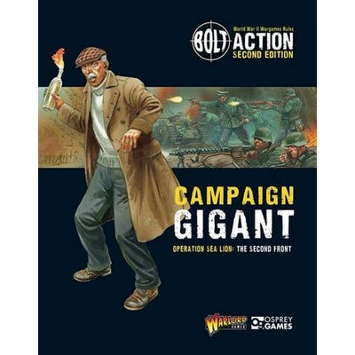 Operation Sea Lion - Part 2 - Operation Gigant