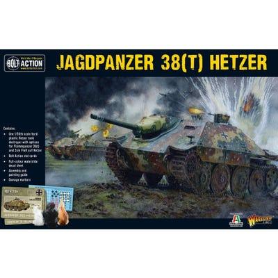 Hetzer German Tank
